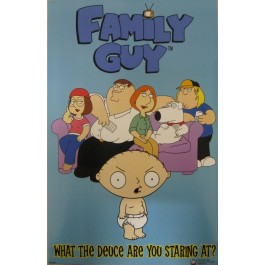 The Family Guy poster