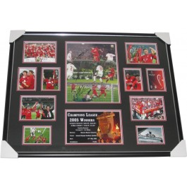 Liverpool 2005 Memorabilia Champions League Final image full view