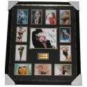 Lady Gaga signed photo framed authentic