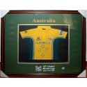 Australia World Cup 2003 squad signed jersey