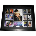 Lady Gaga signed photo Framed Memorabilia