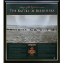 THE BATTLE OF BEERSHEBA PHOTO PRINT FRAMED