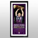 Billy Slater signed Premiership Lithograph 2012 image full view