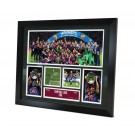 Barcelona FC signed 2015 Champions League Memorabilia