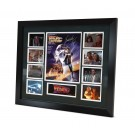 Back to the Future signed photo Framed image