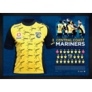 Central Coast Mariners signed 2013 jersey