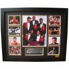 Champions 4 Ever boxing Memorabilia Limited Edition Framed