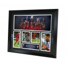 Cristiano Ronaldo signed Portugal Photo image