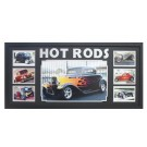 Hot Rods Picture Frame