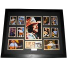 Alan Jackson Signed photo Memorabilia Framed