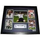 David Beckham signed photo Framed Memorabilia image full view