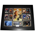 Garth Brooks signed photo Framed Memorabilia