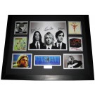 Nirvana signed photo Framed Memorabilia