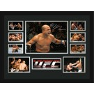 BJ Penn UFC Memorabilia Limited Edition Framed image full view
