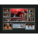 Rampage Jackson UFC Memorabilia Limited Edition Framed image full view