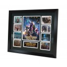 Guardians of the Galaxy signed photo Framed image
