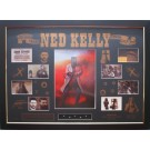 Ned Kelly movie Memorabilia Limited Edition
