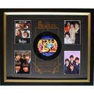 The Beatles Vinyl record Memorabilia Framed