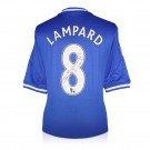 Frank Lampard signed Chelsea FC Jersey image
