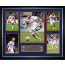 Zinedine Zidane signed photo memorabilia image full view