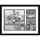 Pele signed Photo image full view