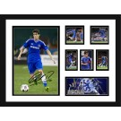 Oscar Dos Santos signed Photo image full view