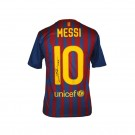 Lionel Messi autographed Barcelona jersey