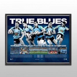 New South Wales Origin 2014 Success Poster