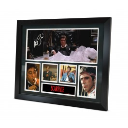 Al Pacino SCARFACE movie Memorabilia Limited Edition  image