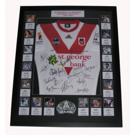 St George Illawarra Dragons Centenary of League 1908-2008