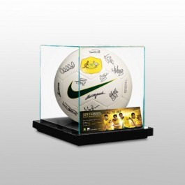 Australia Socceroos World Cup 2014 Signed Ball