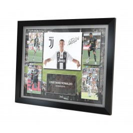 Cristiano Ronaldo signed Juventus Photo