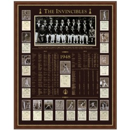 The Invincibles 1948 Australia cricket  authentic Image Full View