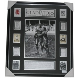 Norm Provan & Arthur Summons The Gladiators Image Full View
