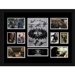 Sons of Anarchy signed photo Charlie Hunnam image full view