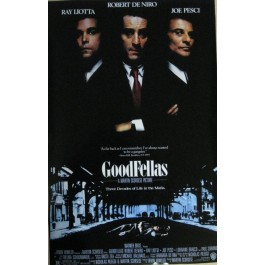 The Goodfellas poster