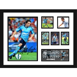 Alessandro Del Piero signed Sydney FC photo image