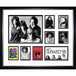 The Doors Jim Morrison signed memorabilia