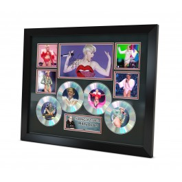 Miley Cyrus Music Memorabilia Limited Edition image