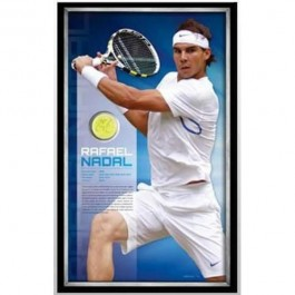 Rafael Nadal Signed Tennis Ball image full view