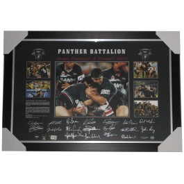 Penrith Panthers signed 2003 Squad Memorabilia image