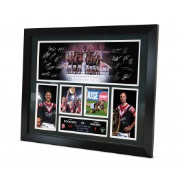 Sydney Roosters 2019 Signed Memorabilia image