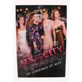 Sex and the City movie poster