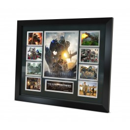 Transformers Age of Extinction signed photo image