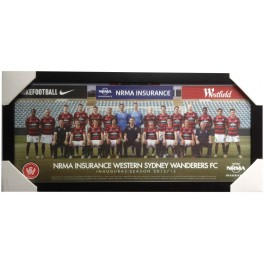 Western Sydney Wanderers Poster