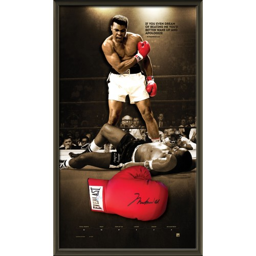 more views - Muhammad Ali Framed Pictures