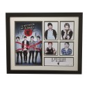 5 Seconds of Summer signed photo