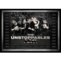 All Blacks 2014 'The Unstoppables' Lithograph