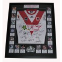 St George Illawarra Dragons Signed Legends Jersey
