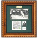 Bradman signed Commemorative Release